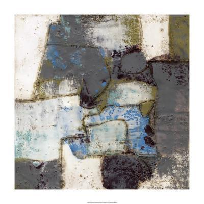 Abstract Connections I-Jennifer Goldberger-Limited Edition
