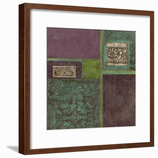 Abstract Details I-Julie Holland-Framed Art Print