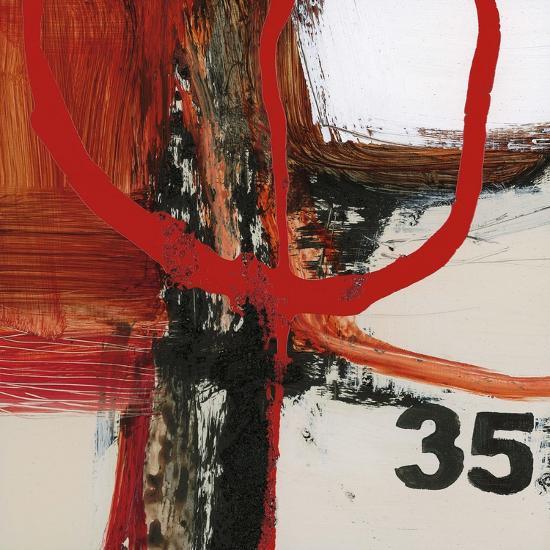 Abstract Digits-Natasha Barnes-Premium Giclee Print
