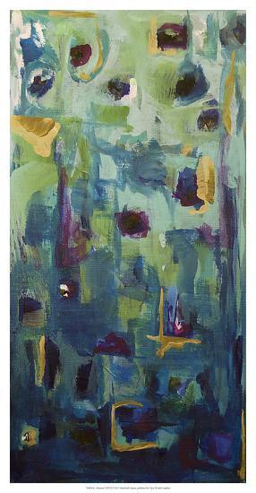 Abstract EXP II-Marabeth Quin-Giclee Print