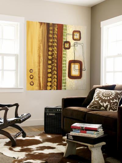 Abstract Expression I-Irena Orlov-Wall Mural