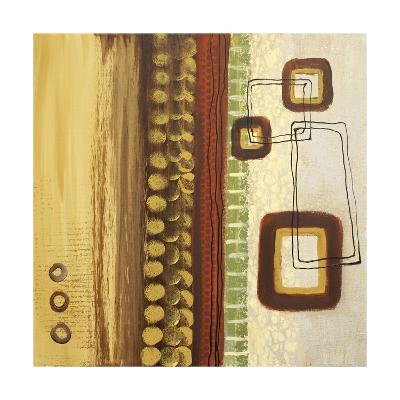 Abstract Expression I-Irena Orlov-Art Print