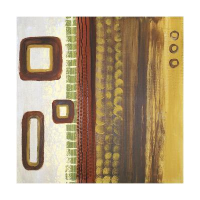 Abstract Expression II-Irena Orlov-Art Print