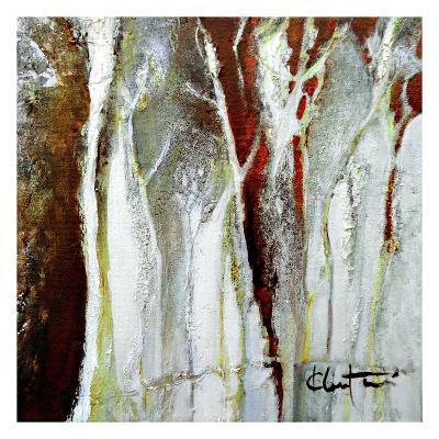 Abstract Forest 1-Kathleen Cloutier-Art Print