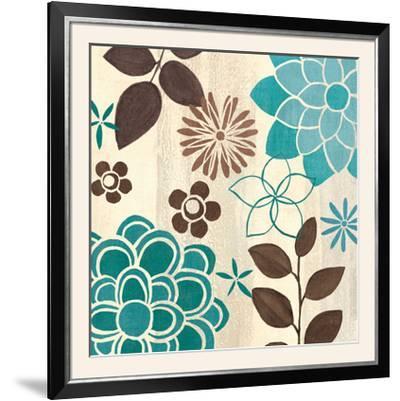Abstract Garden II-Veronique Charron-Framed Photographic Print