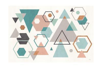 Abstract Geo I-Veronique Charron-Art Print