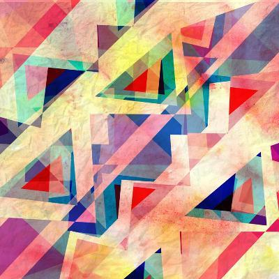 Abstract Geometric Pattern-Tanor-Art Print