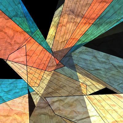 Abstract Geometric Pattern-Tanor-Art Print
