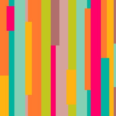 Abstract Geometric Pattern-Victoria Kalinina-Art Print