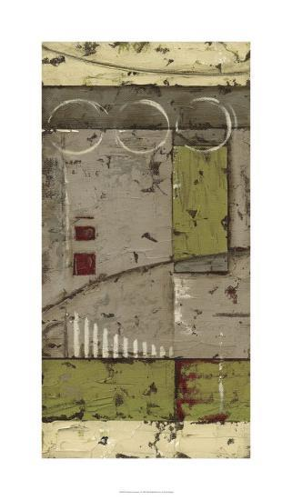 Abstract Geometry I-Ethan Harper-Limited Edition