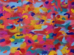 Abstract Camo 2 by Abstract Graffiti