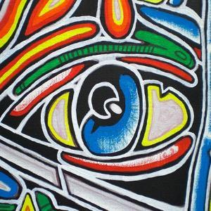 Eye by Abstract Graffiti