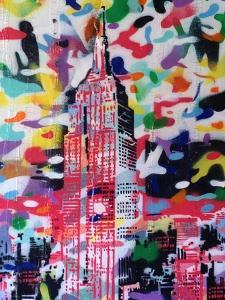 New York Camo by Abstract Graffiti