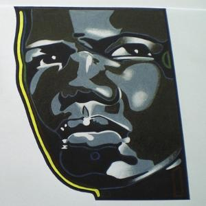 Panther by Abstract Graffiti
