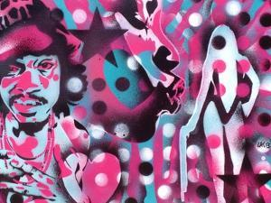 Pimp Daddy's Lounge by Abstract Graffiti
