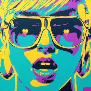 Pop Star 2 by Abstract Graffiti