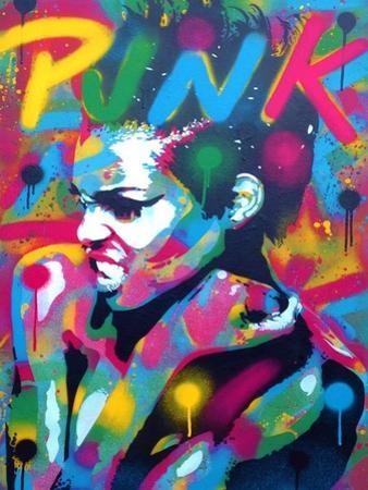 Punk by Abstract Graffiti
