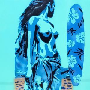 Tiki Surf by Abstract Graffiti