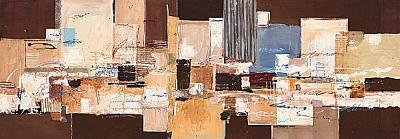Abstract Harmony VIII-Ron van der Werf-Art Print