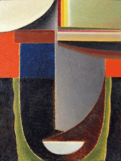 Abstract Head: Andante (Abstrakter Kopf: Andante), 1933-Alexej Von Jawlensky-Giclee Print