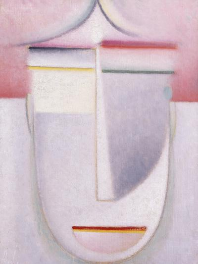 Abstract Head: Composition No 2 'Winter'; Abstraker Kopf: Komposition Nr 2 'Winter', C.1924-Alexej Von Jawlensky-Giclee Print