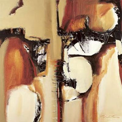 Abstract I-Natasha Barnes-Art Print