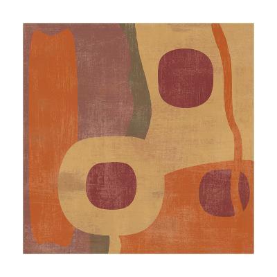 Abstract I-Erin Clark-Giclee Print