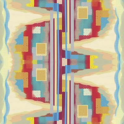 Abstract II single-Deanna Tolliver-Giclee Print