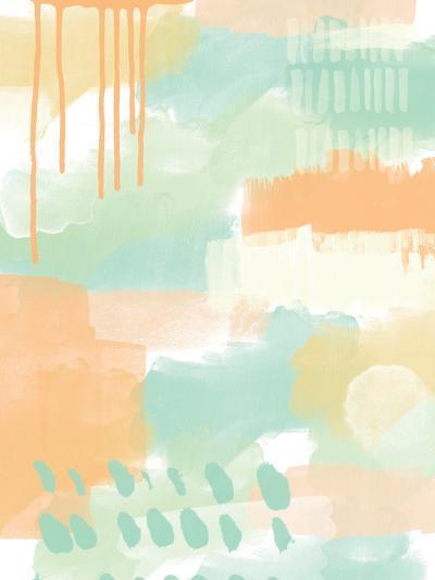 Abstract II-Linda Woods-Art Print