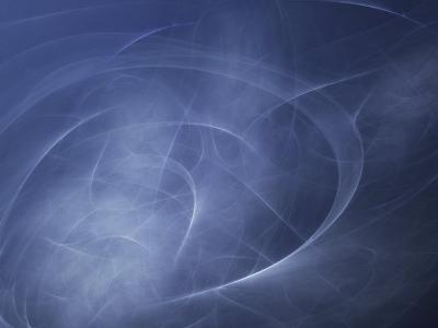Abstract Illustration of Motion--Photographic Print