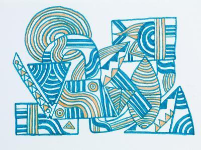Abstract Illustration-fify-Art Print