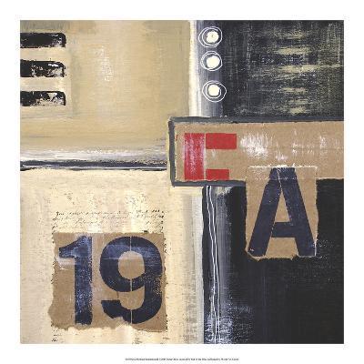 Abstract Inspiration II-Irena Orlov-Art Print