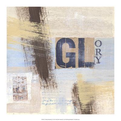 Abstract Inspiration III-Irena Orlov-Art Print
