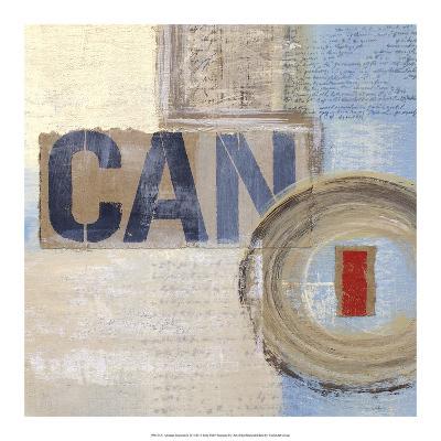 Abstract Inspiration IV-Irena Orlov-Art Print