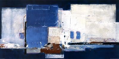 Abstract IX-Ron van der Werf-Art Print