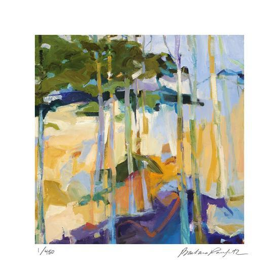 Abstract Landscape 2-Barbara Rainforth-Limited Edition