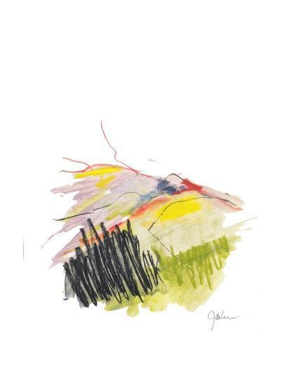 Abstract Landscape No. 12-Jan Weiss-Art Print