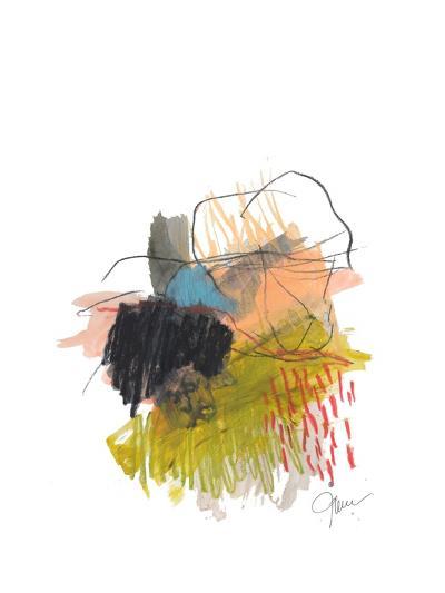 Abstract Landscape No. 30-Jan Weiss-Art Print