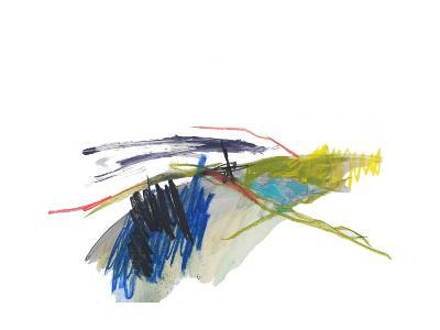 Abstract Landscape No. 8-Jan Weiss-Art Print