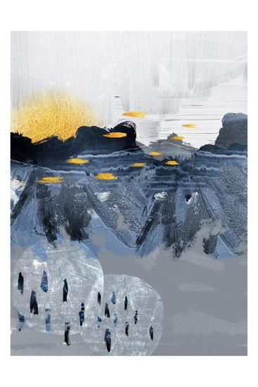 Abstract Landscape-Urban Epiphany-Art Print