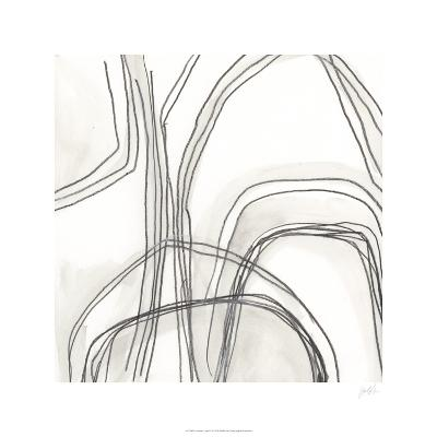 Abstract Logic IV-June Erica Vess-Limited Edition