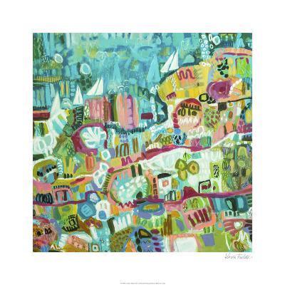 Abstract Marina III-Karen  Fields-Limited Edition