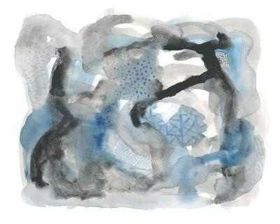 Abstract Medley-Kim Johnson-Giclee Print