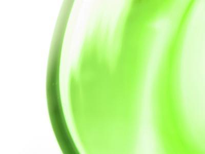 Abstract Motion Blurred Green Background--Photographic Print