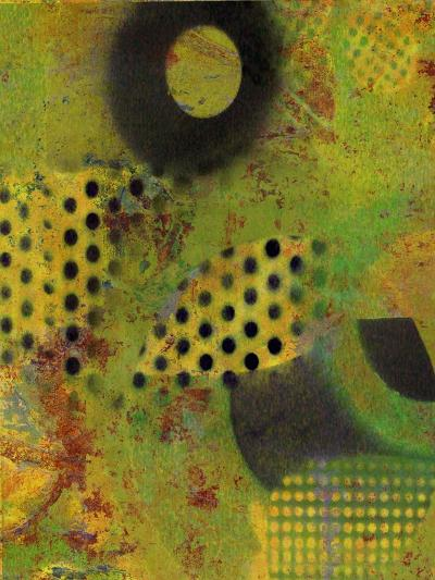 Abstract Movement I-Ricki Mountain-Art Print