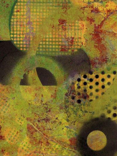 Abstract Movement II-Ricki Mountain-Art Print