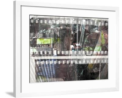 Abstract Movie-David Studwell-Framed Giclee Print