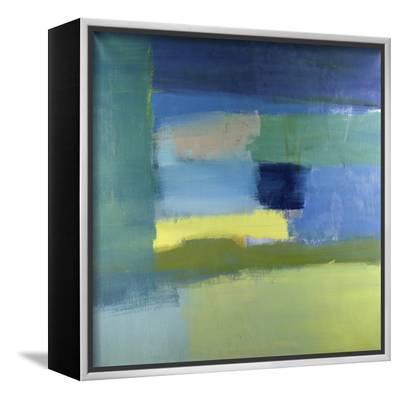 Abstract No.10-Diana Ong-Framed Canvas Print