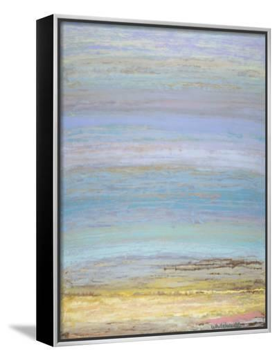 Abstract No.12-Marilee Whitehouse Holm-Framed Canvas Print