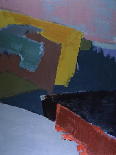 Abstract No.18-Diana Ong-Giclee Print